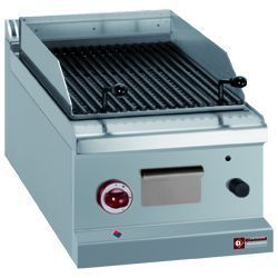 "Grill pierre de lave gaz -top- ""Optima 700"""