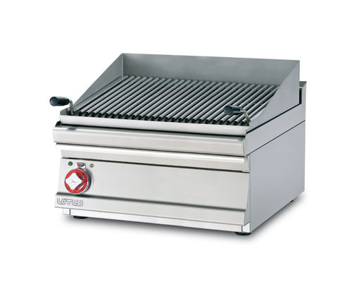 GRILLADE TRIPHASE - GRILLE INOX CM. 58X42,5