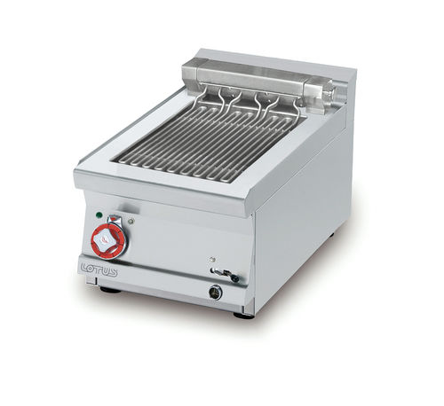 GRILLADE TRIPHASE CONTACT - GRILLE INOX CM 27X35
