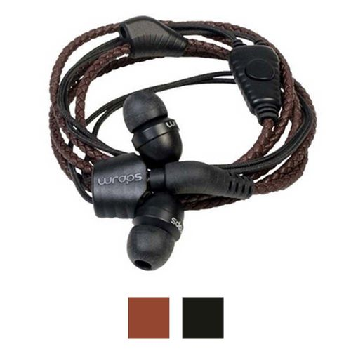 Oreillettes Premium Leather Mic Wraps