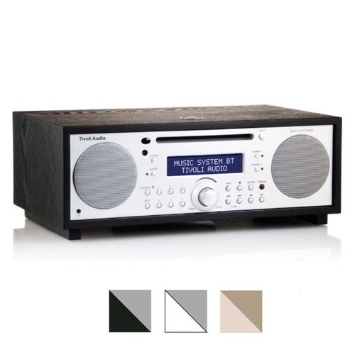 Music System BT Tivoli (CD.AM.FM.Bluetooth)