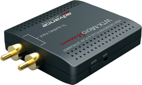 WTX-MicroStream Audio Multiroom (WIFI.iOS.Android.Multiroom)