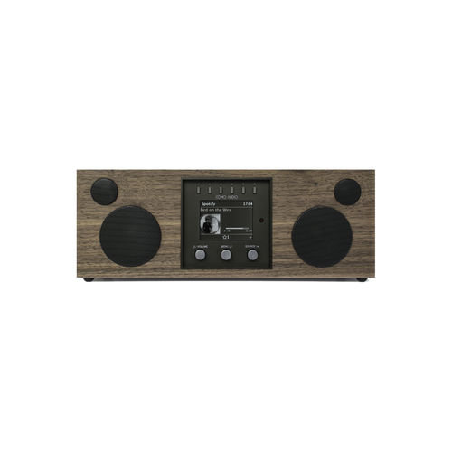 Radio Duetto Walnut Como Audio (FM.DAB.DAB+.WiFi.Bluetooth)