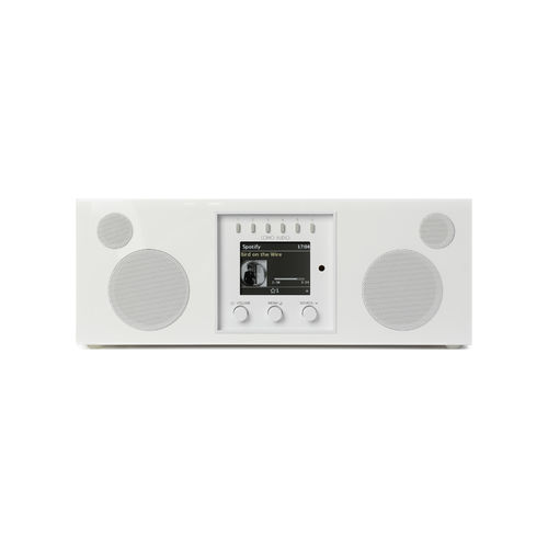 Radio Duetto Piano White Como Audio (FM.DAB.DAB+.WiFi.Bluetooth)