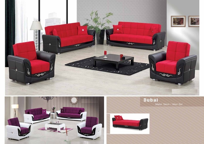 salon dubai rouge marron magasin boutique dekomeubles deco meubles meubles italiens turcs. Black Bedroom Furniture Sets. Home Design Ideas