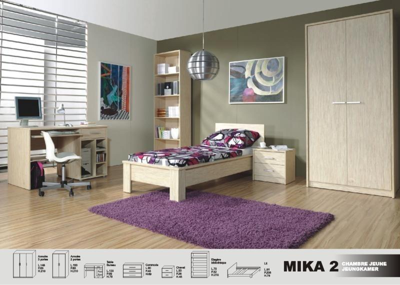 Chambre à coucher enfant MIKA 2, MAGASIN BOUTIQUE DEKOMEUBLES - DECO ...